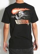 Santa Cruz Vintage O'Brien Reaper T-Shirt