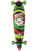 Duster's Cruisin Rasta Longboard Complete  8.75 x 37