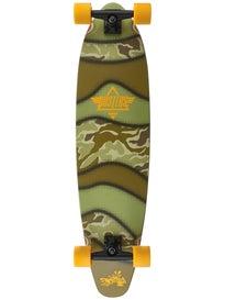 Dusters Demo Camo Longboard\ 9.5 x 38