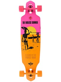 Dusters Endless Summer Wake Longboard\ 9.375 x 38