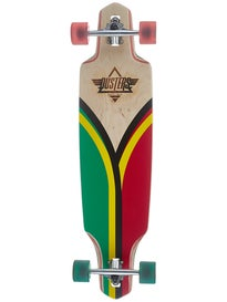 Dusters Flashback Drop Thru Longboard\ 9.375 x 38