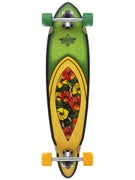 Duster's Fin Hawaiian Longboard  8.75 x 35