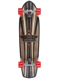 Dusters Keen Brown/Red Cruser Complete\ 8.25 x 31