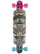 Duster's Mapuche Drop-Through Longboard  9.5 x 38