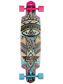 Dusters Mapuche Drop-Through Longboard\ 9.5 x 38
