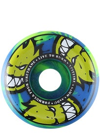 Spitfire Formula 4 Afterburners Conical Full 99a Wheels