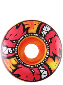 Spitfire Formula 4 Afterburners Classic 99a Wheels