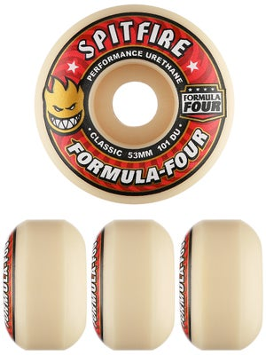 Spitfire Formula Four Classic 101a Wheels