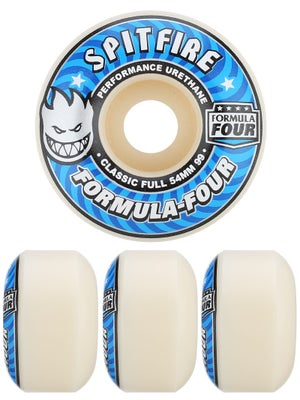 Spitfire Formula Four Full 99a Wheels