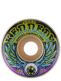 Spitfire Formula Four Kennedy Dazed Conical 99a Wheels