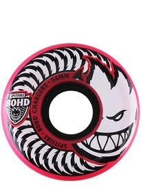Spitfire 80HD Charger Conical Wheels Pink