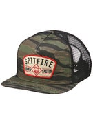 Spitfire Burn Faster Trucker Hat