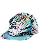 Spitfire Bighead Floral Unstructured Strapback Hat