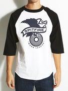 Spitfire Burn League 3/4 Sleeve Shirt