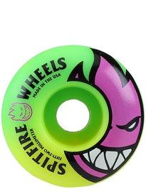 Spitfire Bighead Toxic Swirl 99a Wheels