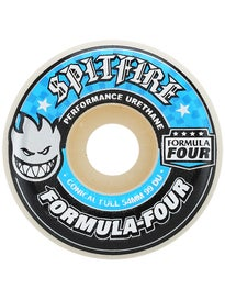 Spitfire Formula Four Conical Full 99a Wheels