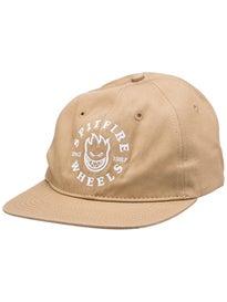 Spitfire Classic Bighead Unstructured Strapback Hat