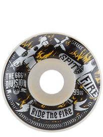Spitfire Crash and Burn 99a Wheels