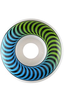 Spitfire Classic Faders Blue/Green 99a Wheels