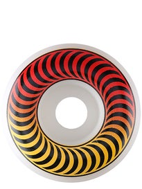 Spitfire Classic Faders Yellow/Red 99a Wheels
