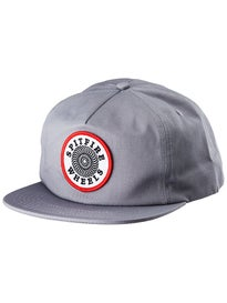 Spitfire OG Classic Patch Unstructured Snapback Hat