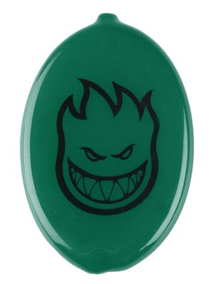 Spitfire Dirtbag Coin Pouch Green