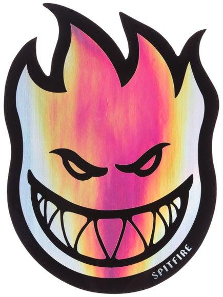 47bb4fefed9 Spitfire Fireball Prism Sticker Medium