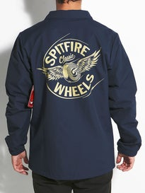 Spitfire Flying Classic Waterproof Coaches Jacket
