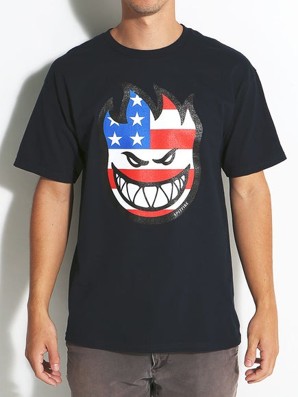 Spitfire Flaghead T-Shirt