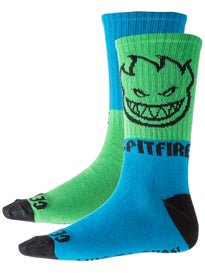 Spitfire Hombre Mismatched Socks