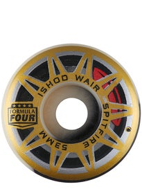 Spitfire Formula Four Wair Burnout Swirl 99a Wheels