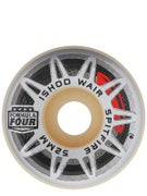 Spitfire Formula Four Ishod Burnouts 99a Wheels