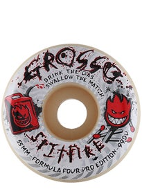 Spitfire Formula Four Grosso Arsonist 99a Wheels