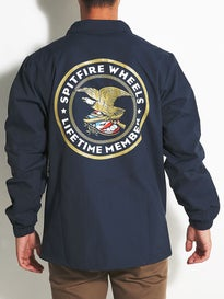 Spitfire Members Coaches Jacket