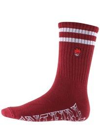 Spitfire Bighead Old E Socks