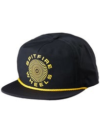 Spitfire Retro Classic Unstructured Snapback Hat