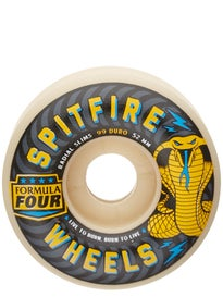 Spitfire Formula Four Radial Slims 99a Wheels