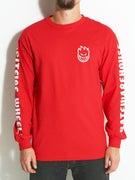 Spitfire x Skate Warehouse Bighead Longsleeve T-Shirt