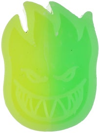 Spitfire Swirl Curb Wax Yellow/Green