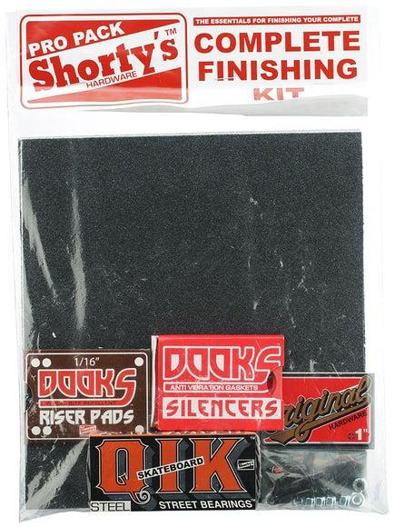Shorty's Pro Pack Kit