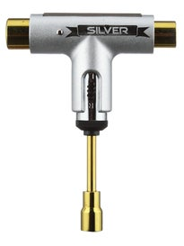 Silver 10 Year Anniversary Ratchet Tool Silver