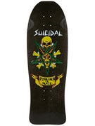 Suicidal Possessed To Skate Black Deck 10 x 30.25