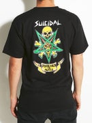 Suicidal RxCx Possessed To Skate T-Shirt