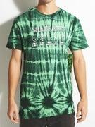 Shake Junt Code of The Junt Tie Dye T-Shirt