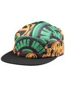 Shake Junt Getcha Glow 5 Panel Hat