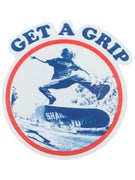 Shake Junt Get A Grip Sticker