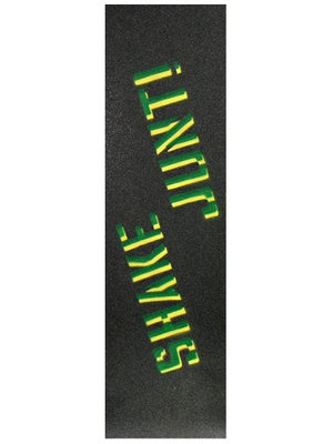 Shake Junt Green/Yellow Griptape