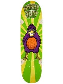 Shake Junt Purple Chicken Cruiser Deck 8.5 x 32.25