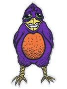 Shake Junt Purple Chicken Sticker