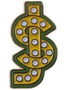 Shake Junt SJ Logo Lapel Pin